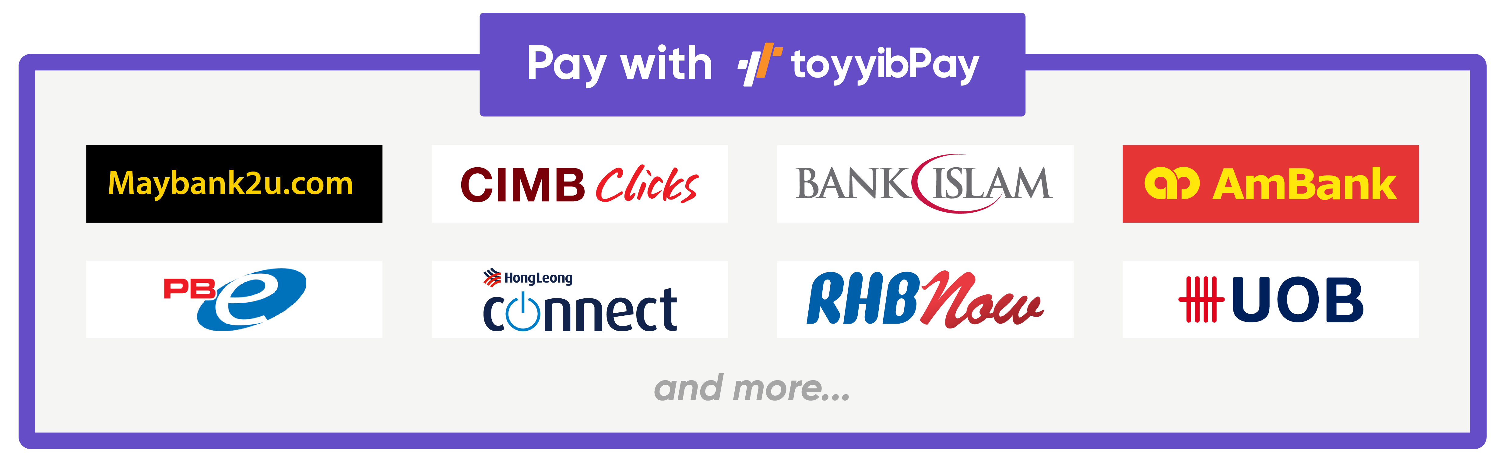 toyyibPay (Credit/debit card)